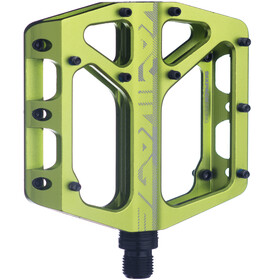 Sixpack Kamikaze 2.0 Pedals electric green